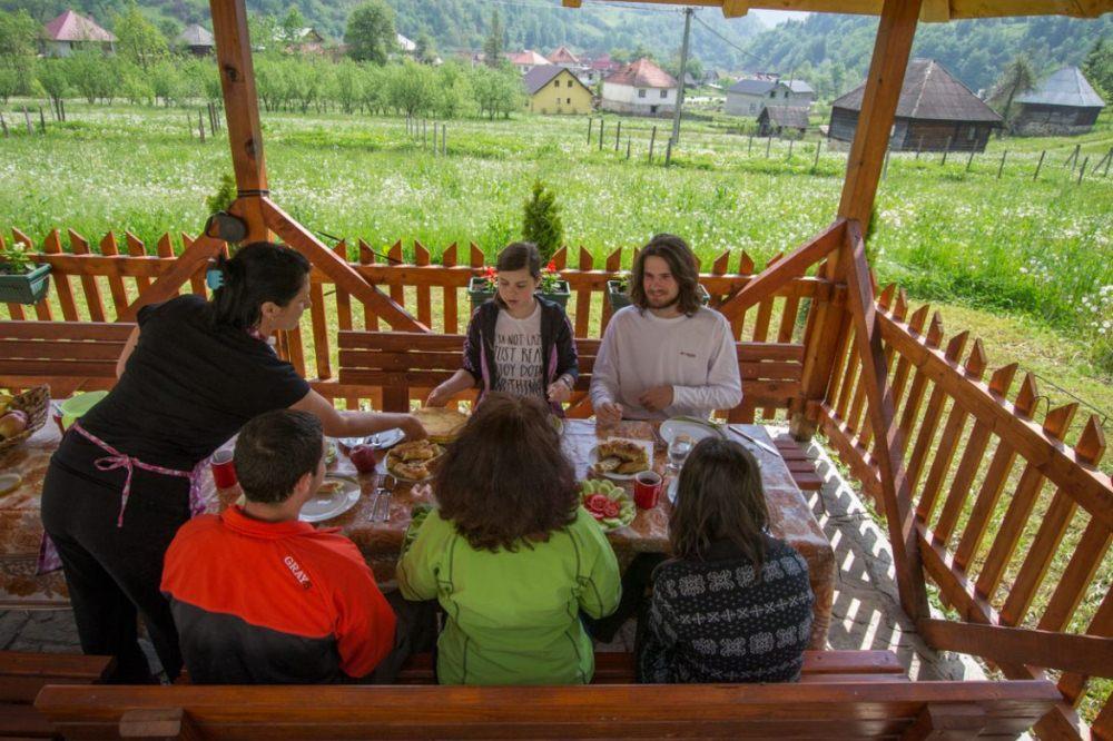 kljajic house, organic food