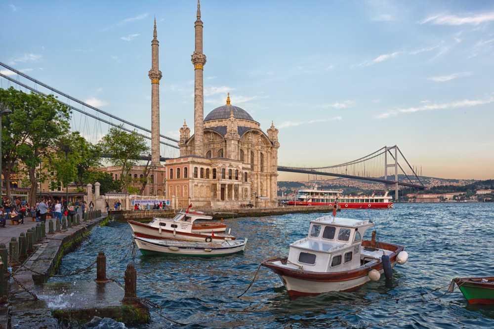 Istanbul - prvomajski praznici