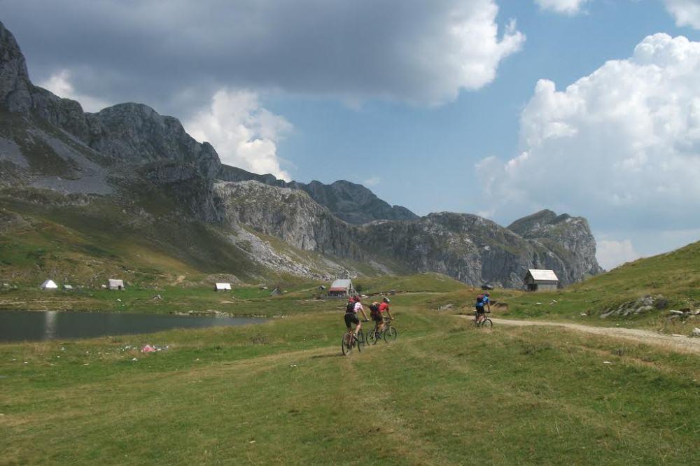 mountain biking montenegro