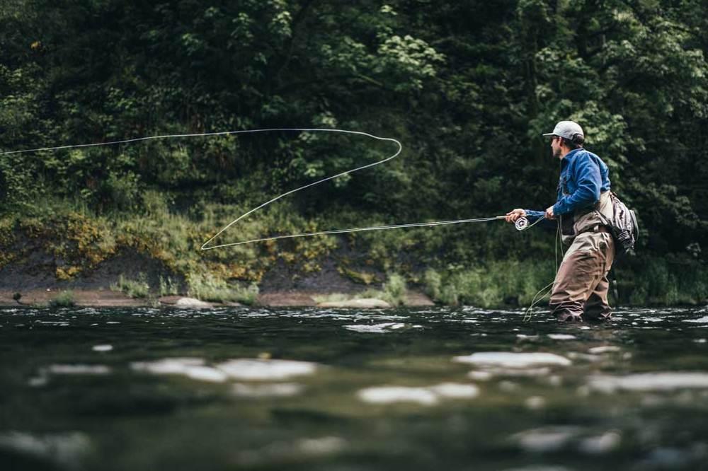 fly fishing montenegro