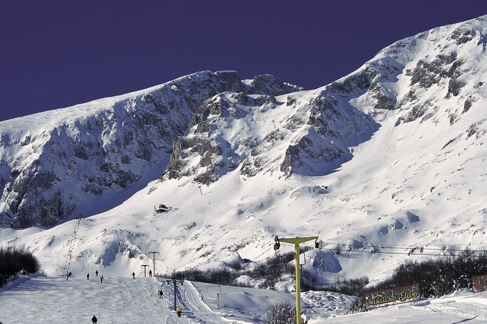 winter experience in Montenegro