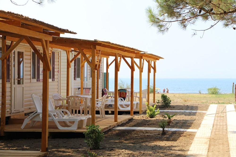 safari beach and camping, ulcinj, montenegro camping
