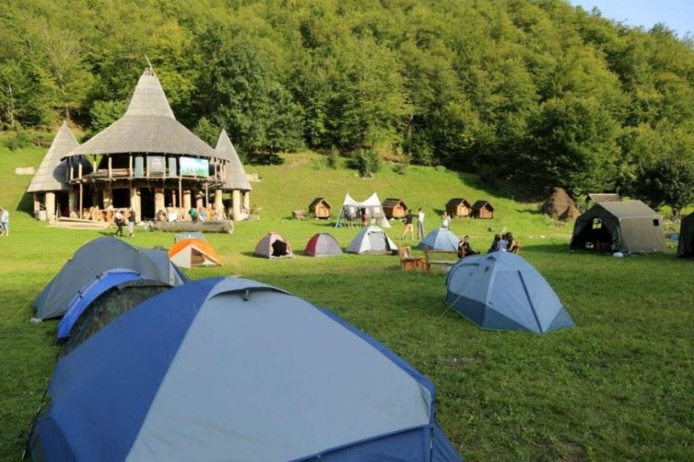camp etno village vukovic bijelo polje