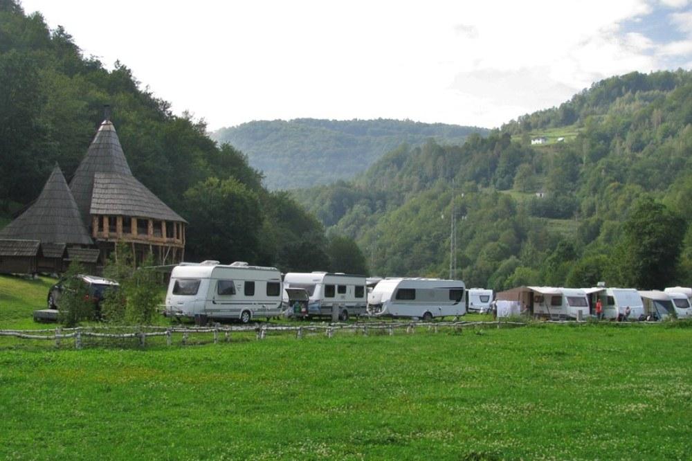 etno village vukovic camping, bijelo polje, montenegro camping